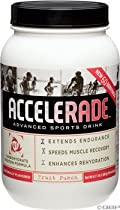Accelerade Fruit Punch, 60 Servings