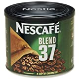 Brand New. Nescafe Blend 37 Instant Coffee Tin 500g Ref 5200900