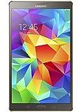 Samsung Galaxy Tab S 8.4-inch Tablet (Bronze) - (ARM Exynos 5 Octa-Core 1.9GHz, 3GB RAM, 16GB Storage, Wi-Fi, Android 4.4)