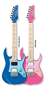 Ibanez GRGM21 MCGB LTB Micro Guitar