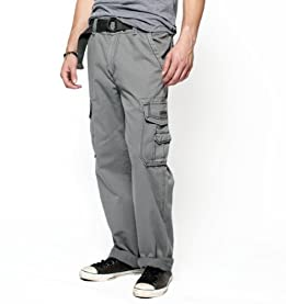 Survivor Cargo Pants - Satellite