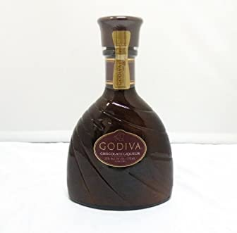 GODIVA (ゴディバ) チョコレートリキュール 15° 375ml 【正規品】
