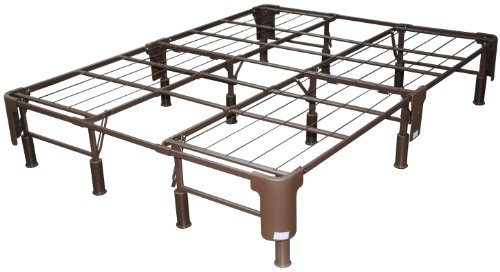 Premium Steel Mattress Foundation, King