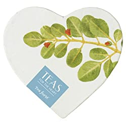 Tea Forte Teas for the Heart Tea Infusers - 12 ct from Tea Forte