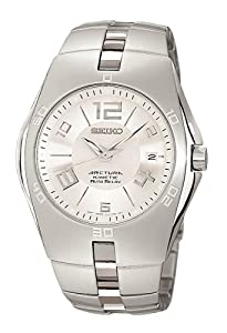 Seiko Men's SNG041 Arctura Kinetic Auto Relay Watch