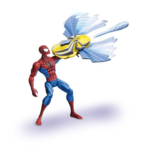 Spider Man 37251 - Statuina, Mega Cannon Spider Man