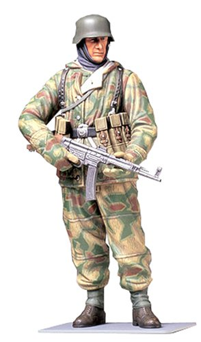 Tamiya Models World War II German Infantryman