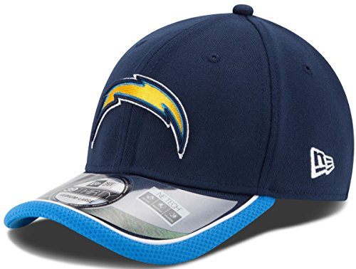 san-diego-chargers-new-era-39thirty-nfl-2014-on-field-performance-flex-hat-chapeau