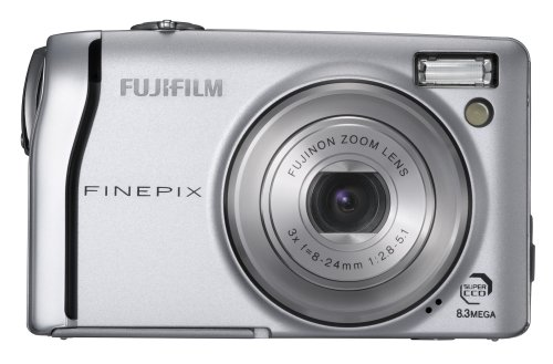 Fujifilm FinePix F40fd is one of the Best Ultra Compact Point and Shoot Digital Cameras for Photos of Children or Pets Under $200