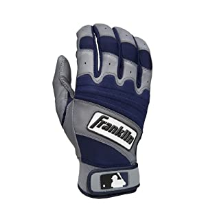 Buy Franklin MLB Adult Natural 2 Batting Glove by Franklin