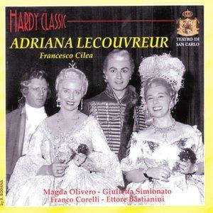 Adriana Lecouvreur(Comp Opera ) - F. Cilea - CD
