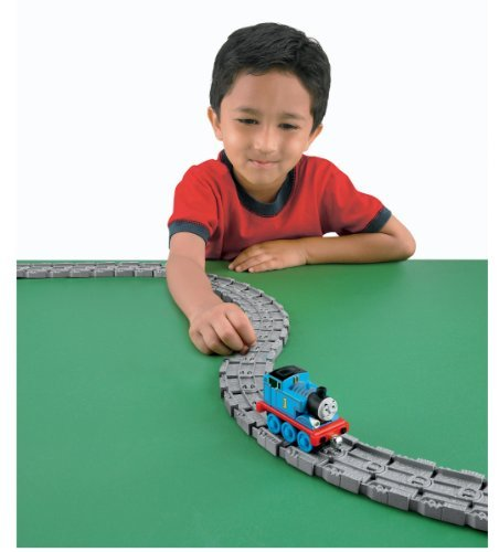 Expand Your World Of Thomas And Friends Take-N-Play Railway - Thomas the Train: Take-n-Play Flexi-Track Bendable Track