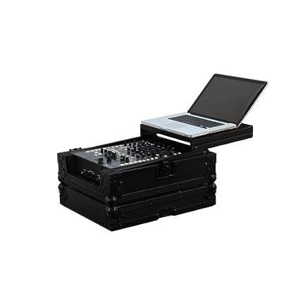 SP Odyssey FZGSRANE68BL Flight Zone Black Label Glide Style Rane Sixty-Eight DJ Mixer Case at Sears.com