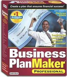 Business PlanMaker Deluxe 4.0 (Old Version)