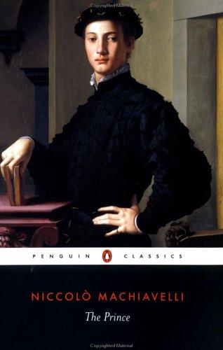 The Prince (Penguin Classics), Niccolo Machiavelli