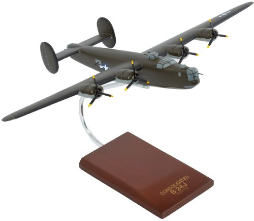 B-24J Liberator (Olive) 1/72 Aircraft Scale Model