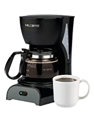 Mr. Coffee DR5 4-Cup Coffeemaker, Black at Sears.com