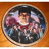 STAR TREK LIMITED EDITION CERAMIC COLLECTOR PLATE : III The Search for Spock