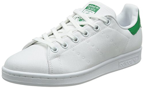 Adidas Originals Stan Smith White Textile Trainers