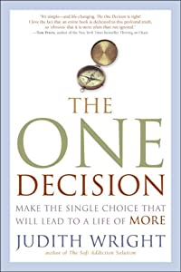 """Cover of """"The One Decision: Make the Sing..."""