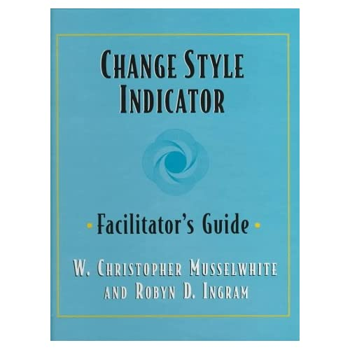 Change Style Indicator: W. Christopher Musselwhite, Robyn