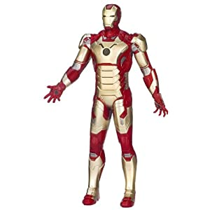 Marvel Iron Man 3 Avengers Initiative Arc Strike Iron Man Figure
