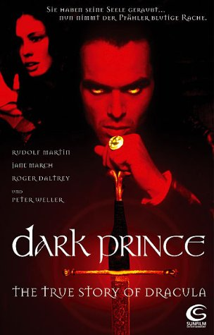 Dark Prince: The True Story of Dracula [VHS]