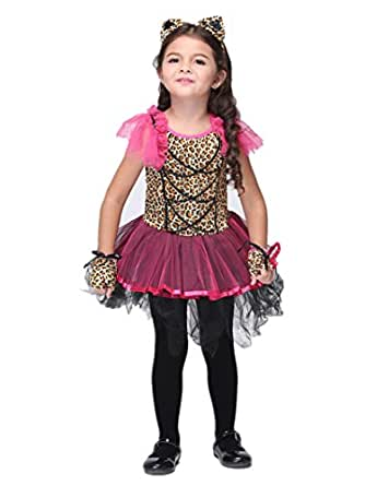 C.X Trendy Costumes Baby Girl's Cat Costume Kitty Cosplay