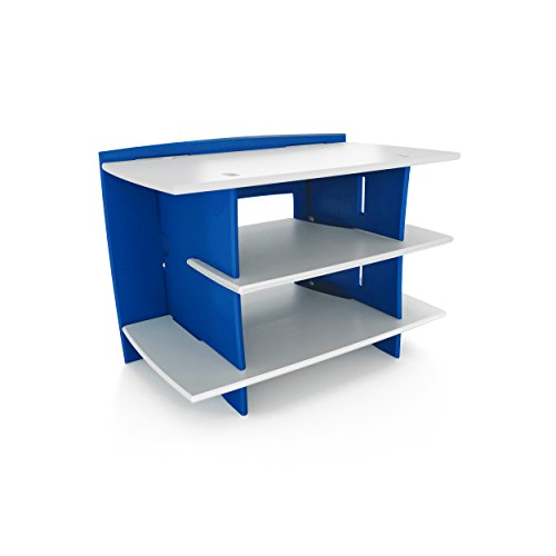 Legare Gaming Stand, 33-Inch, Blue