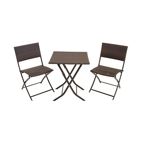 Rio Brands FWS25-TS Seville 3-Piece Bistro Set (Discontinued by Manufacturer) picture