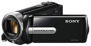 Sony DCR-SX22 Videocamera Digitale Super Compatta Standard Definition 0.8 Mpx, Nero