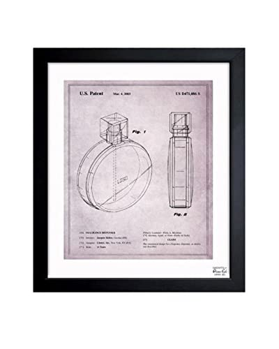 Oliver Gal Chance Fragrance Dispenser 2002 Framed Art