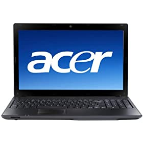 Acer AS5736Z-4427 15.6-Inch Laptop (Mesh Black)