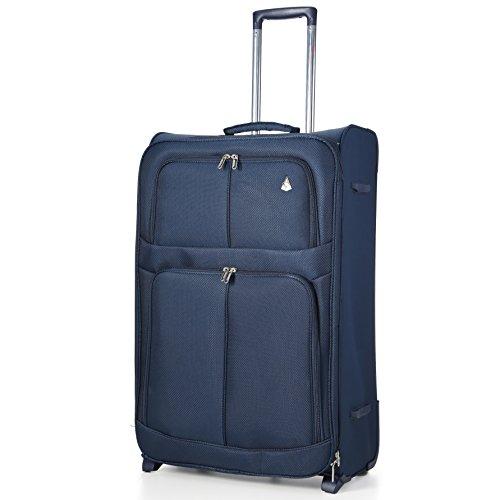 Aerolite più leggero World Bag-Valigia Trolley 73,66 (29 2 cm (-) Blu Blu 29