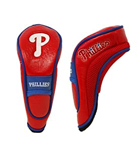 MLB Philadelphia Phillies Hybrid Head Cover, Blue by Team Golf