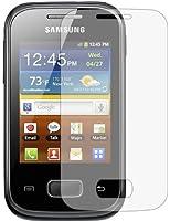6 x Pellicole Protettiva Schermo per Samsung GT-S5300 Galaxy Pocket - Anti-graffio Proteggi Display / Ultra Clear Screen Protectors