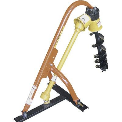 Howse Medium-Duty Post Hole Digger, Model# PHD45