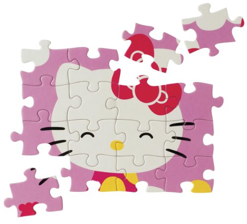 Hello Kitty Jigsaw Puzzle Tin (100-Piece)