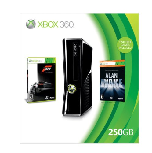 Xbox 360 250GB Holiday Bundle