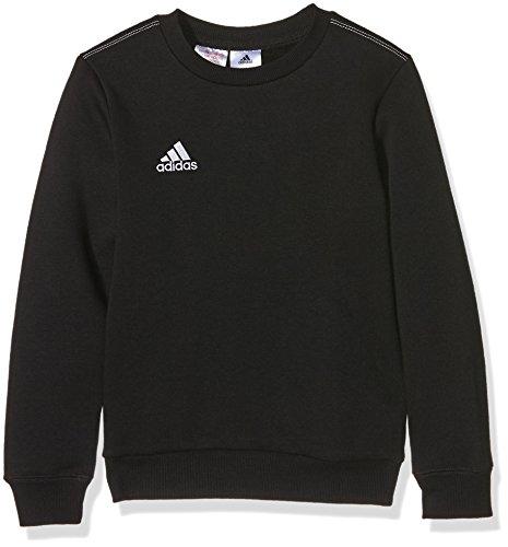 adidas - Felpa da bambino/a Multicolore nero / bianco 140