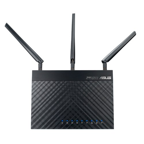 ASUS Dual-Band AC1750 Wireless Gigabit Router