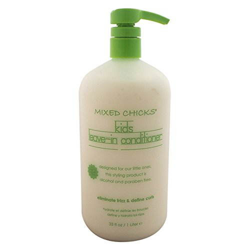 Mixed Chicks Kids Leave In Conditioner, White, 33 Ounce (Mixed Chick Hair compare prices)