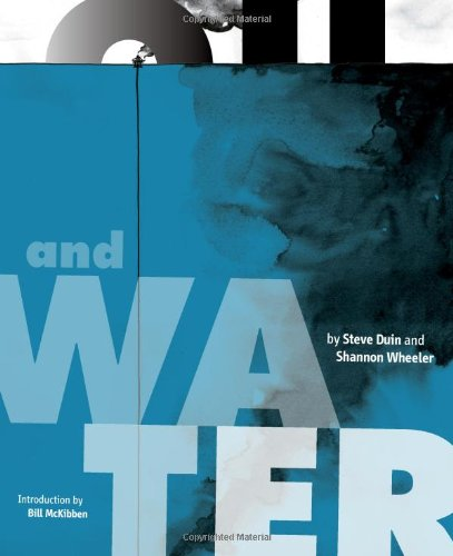 Oil and Water by Steve Duin and Shannon Wheeler, Mr. Media Interviews