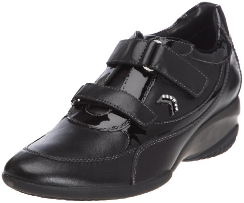 Geox Women's Donna Ada Trainers D2482E04366C9999 Black C9999 6 UK