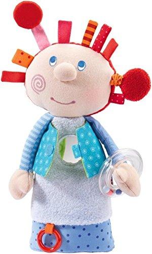 Haba Little Miss Fidget -Doll Puppet