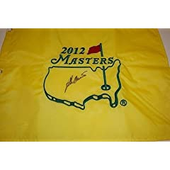 Buy Ben Crenshaw Signed 2012 Masters Golf Flag Ryder Cup 1984 1995 Champion - Autographed Pin Flags by Sports Memorabilia