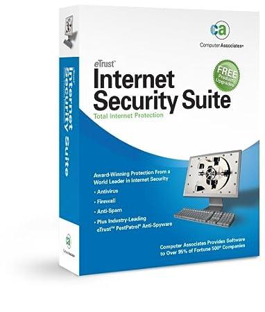 CA Etrust Internet Security Suite r2