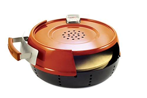 Pizzacraft PC0601 Pizzeria Pronto Stovetop Pizza Oven (Small Pizza Stone For Oven compare prices)