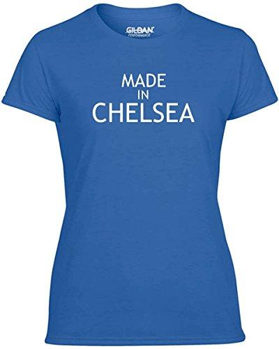 Cotton Island - T-shirt Donna WC0481 Made In Chelsea, Taglia L