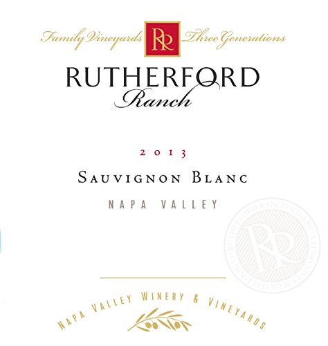 2013 Rutherford Ranch Sauvignon Blanc 750 Ml
